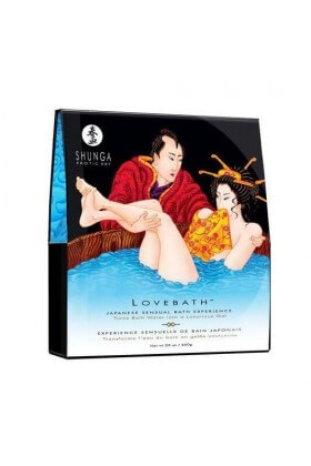 Bath salts Ocean Temptation Shunga