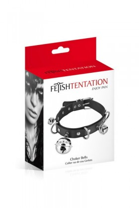 Choker Bells Fetish Tentation