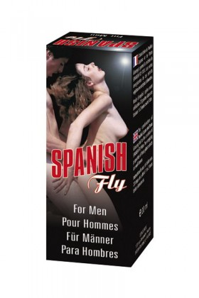 SPANISH FLY MEN Concorde Aphrodisiaques