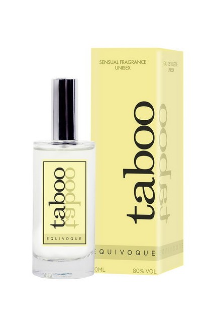 TABOO EQUIVOQUE FOR THEM 50ML RUF