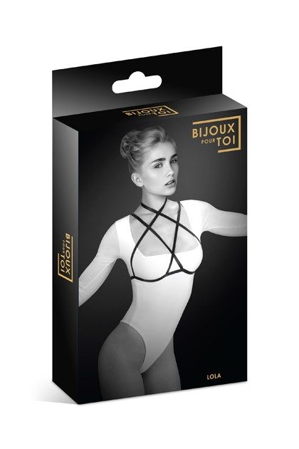 Body harness Lola Jewel for you