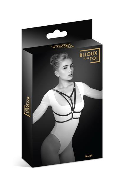 Harnais de poitrine Laura Bijou pour toi