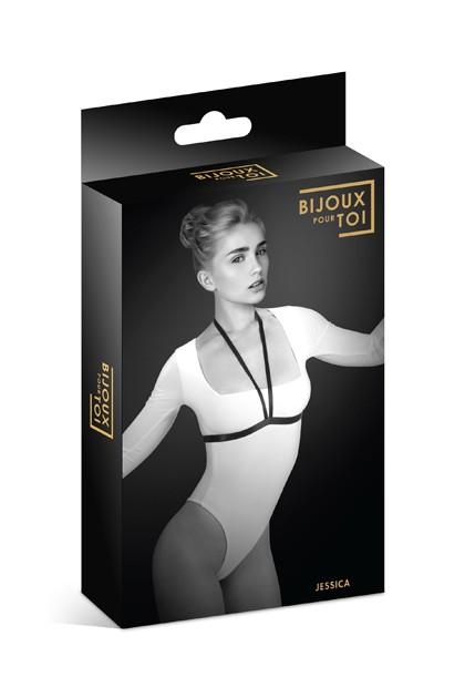 Harnais de buste Jessica Bijou pour toi