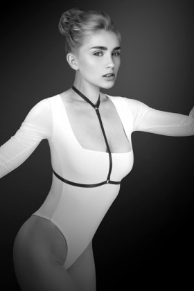 Body harness Pamela Jewel for you