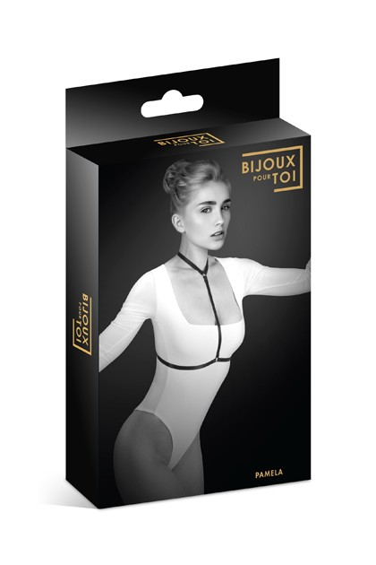 Body harness Pamela Jewel for you