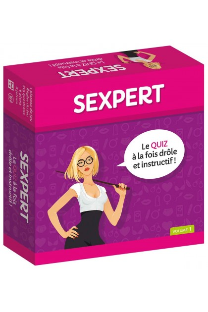 Game Sexpert Vol.1 Tease & Please