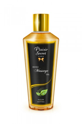 Massage oil dry nature 250ml Plaisirs secrets