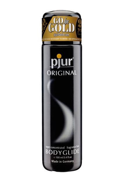 PJUR ORIGINAL BOTTLE 100ML-PJUR