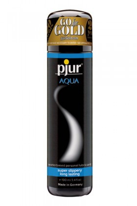 PJUR AQUA BOTTLE 100ML PJUR