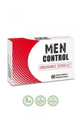 Men Control Endurance Nutri Expert