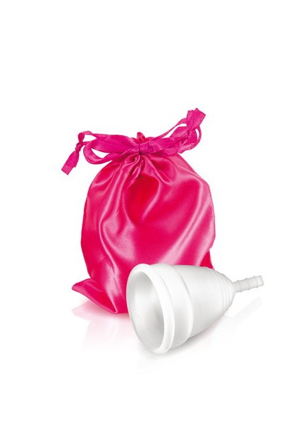 Coupe menstruelle taille L Rose Yoba Nature