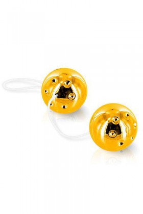 DUO BALLS GOLD SEVEN CREATION