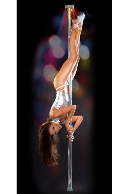 Barre de strip tease lumineuse Disco Danse Pole