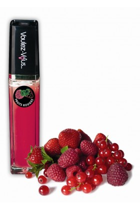 Gloss light effect hot cold Fruit red - 10 ml