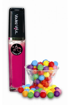 Gloss lumineux à effet chaud froid Fruits rouges - 10 ml