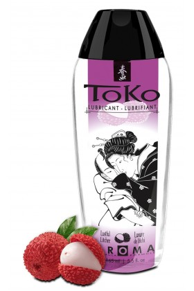 Lubrifiant Toko Aroma Eau de Coco - 165 ml