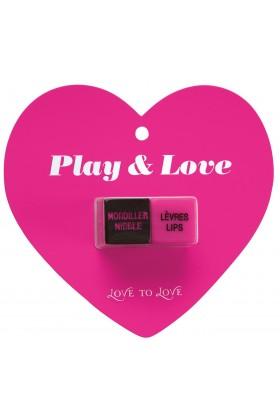 Jeu de Des Play & Love