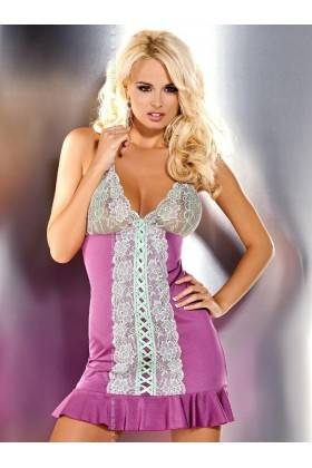 Lilac chemise Obsessive
