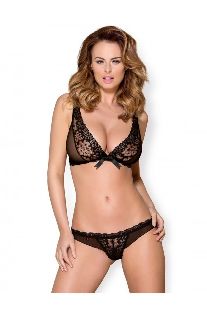 856-SET-1 Ensemble 2 pcs - Noir