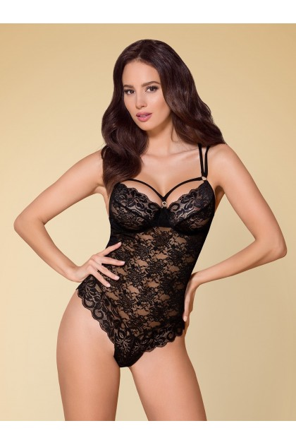 860-TED-1 Body - Black