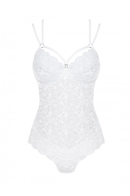 860-TED-2 Body - Blanc