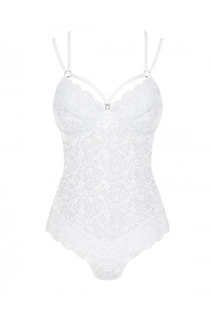 860-TED-2 Bodysuit - White