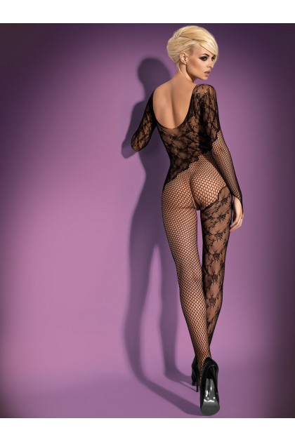 F210 Bodystocking - Noir