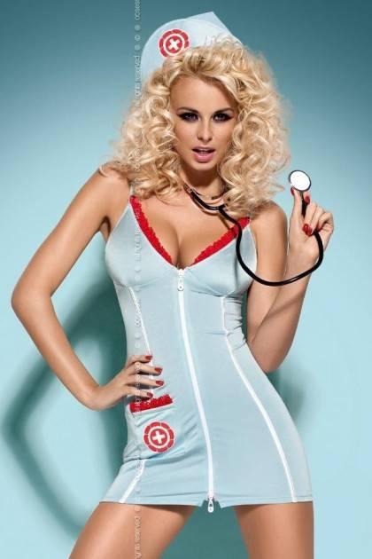 Doctor dress + stéthoscope Obsessive