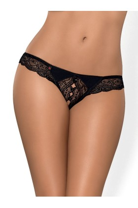 Miamor String Open - Black