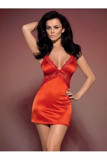 Secred Chemise - Red