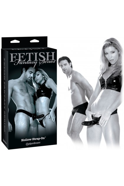 Gode ceinture creux noir Limited Edition