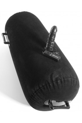 Luv Log Inflatable Cushion Vibrator