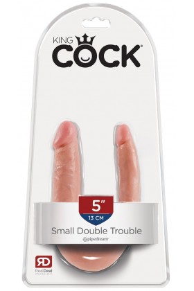 Gode Double Trouble King Cock chair Small
