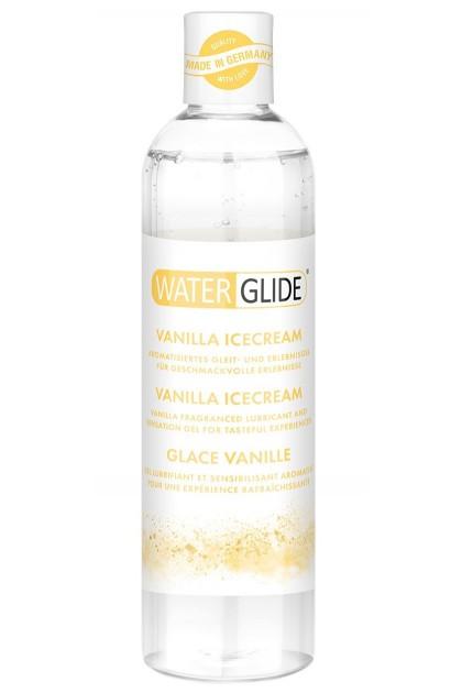 Lubrifiant Waterglide Glace Vanille - 300 ml