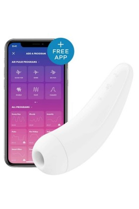 Satisfyer Curvy 2+ White