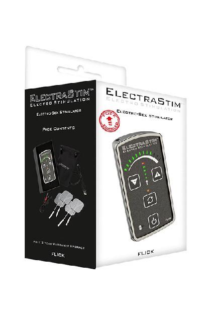 Contrôleur d'electrostimulation