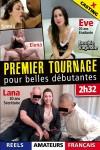 PREMIER TOURNAGE POUR BELLES D..