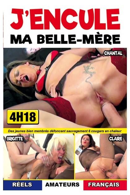J'ENCULE MA BELLE-MERE