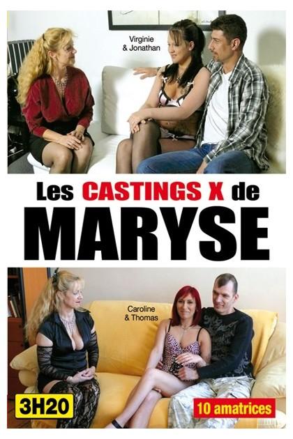 LES CASTINGS X DE MARYSE