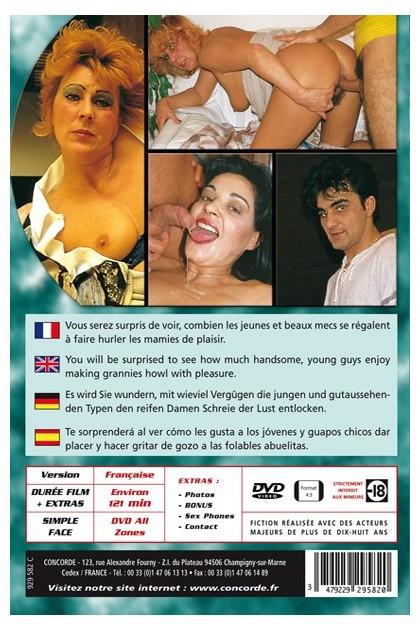 VIEILLES POUR JEUNES B. 01 - DVD